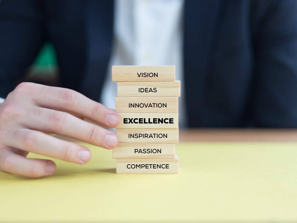 Excellence and quality services for market research and development