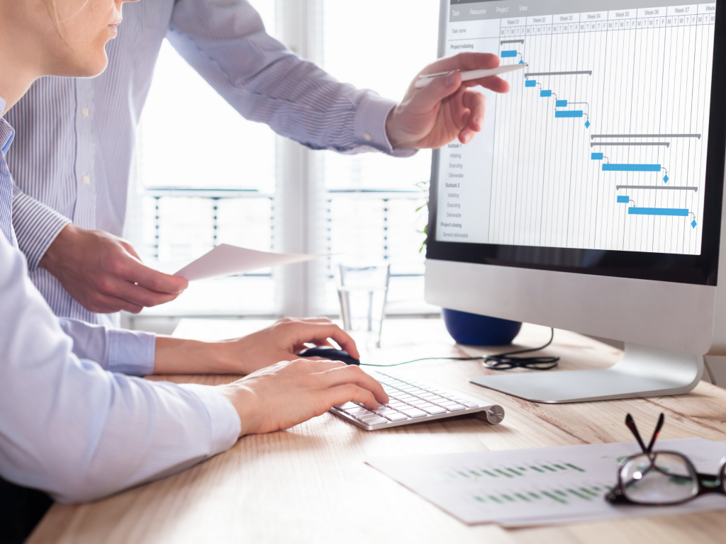 Market Research & Development also specializes in project management. We have extensive experience in the process and activity of planning, organizing, and controlling resources, procedures, and protocols to achieve specific goals and objectives. Allow us to manage your project to achieve the results that you desire.